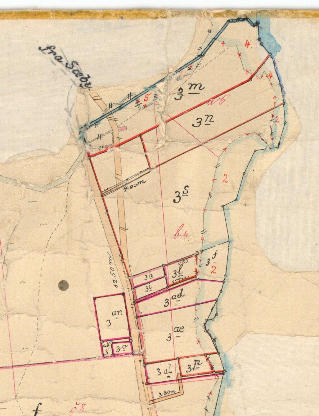 Kortudsnit 1878-1951