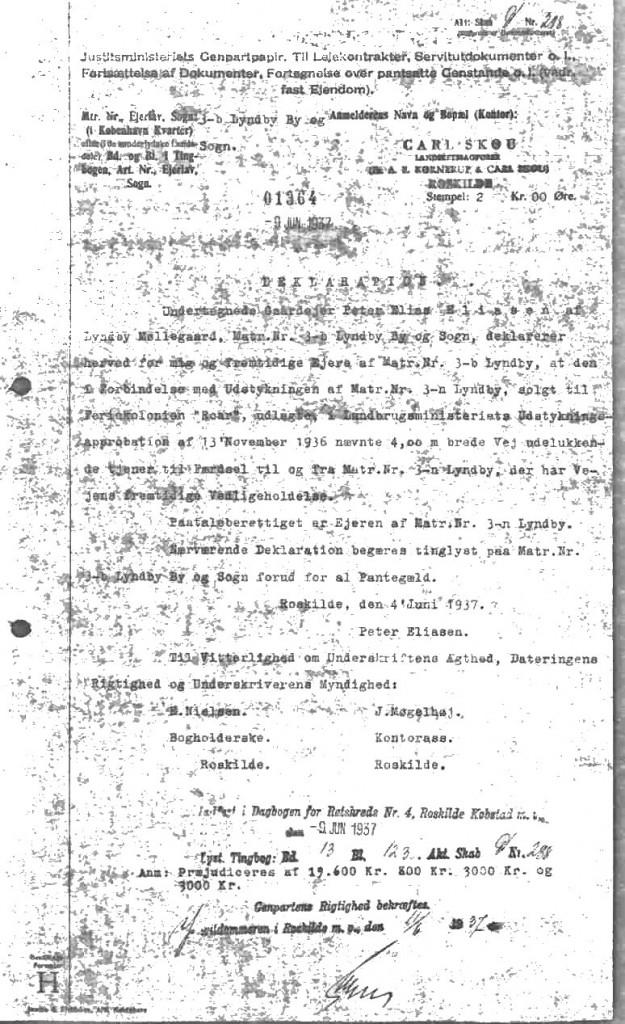 Deklaration 1937