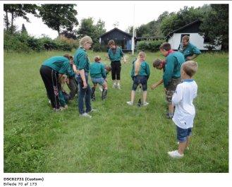 Megalipperne i Hillerød. Sommerlejr 2011