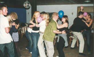 DTU introtur september 2001