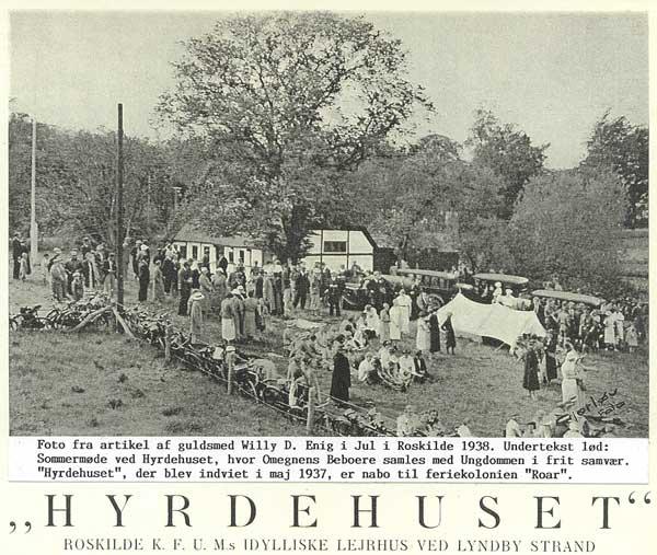 Sommermøde 1938