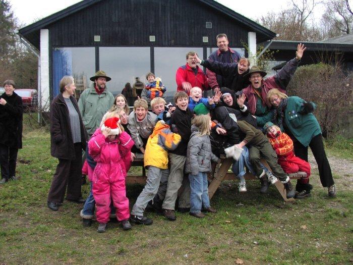Søborg Gruppe. Juleweekend 2002
